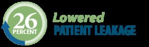 less patient leakage