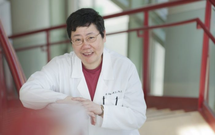 Charis Eng, MD PHD