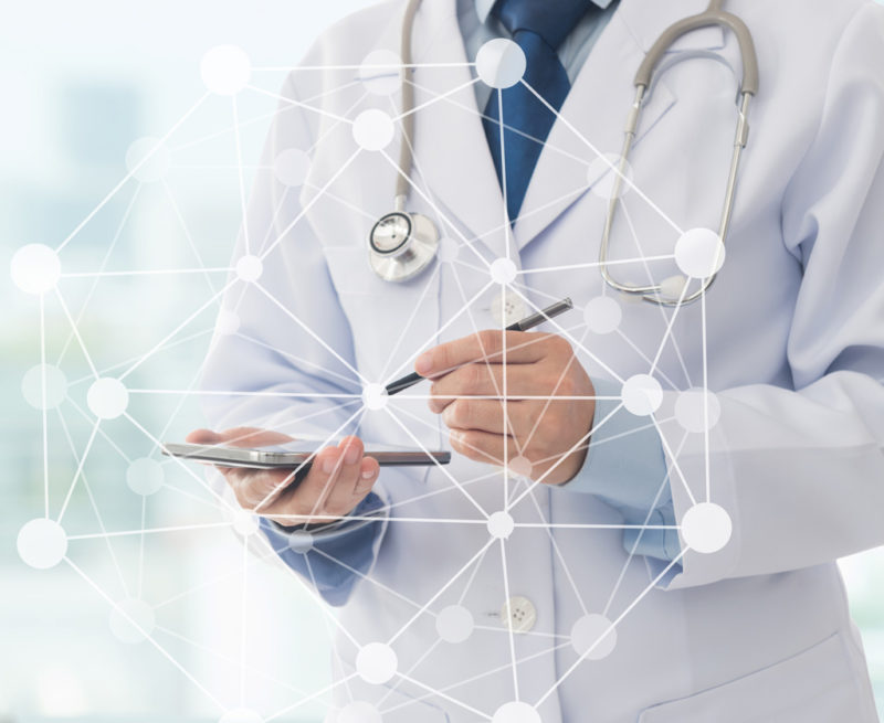 doctor tablet data exchange software